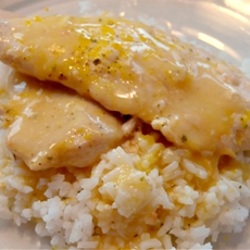 Crockpot Lemon Herb Chicken