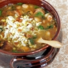 Spanish Chickpea & Chorizo Soup