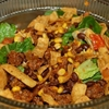 Taco Salad with Catalina Dressing and Fritos