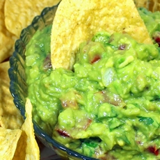 WORLDs BEST Guacamole