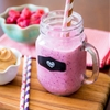 Peanut Butter & Jelly Protein Smoothie