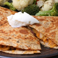 Chicken Quesedillas