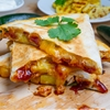 BBQ Chicken and Pineapple Quesadillas
