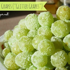 "Sour Patch Grapes (a.k.a. ""Glitter Grapes"")"