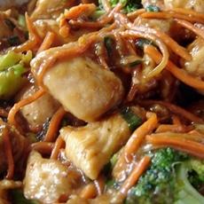 Slow Cooker Chicken Lo Mein