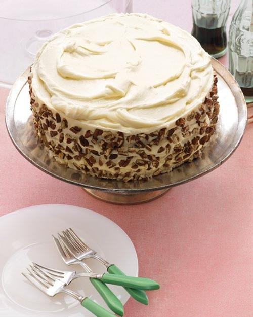 Martha Stewarts Carrot Cake Recipe