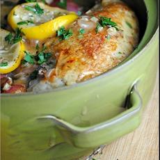 Meyer Lemon Chicken
