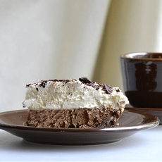 Coffee Buttercrunch Pie