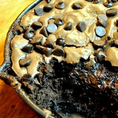 Cast Iron Skillet Brownies...