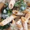 Skinny Chicken Alfredo Bake – 287 calories