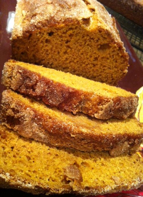 Pumpkin BreadPerfection