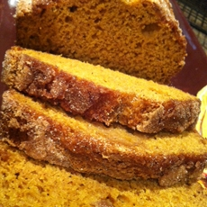 Pumpkin Bread Perfection