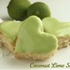 Coconut Lime Scone