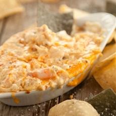 Paula Deens seafood dip