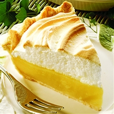 Magic Lemon Pie