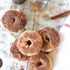 French Breakfast Donuts
