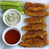 Crusty Crunchy Boneless Chicken Wings