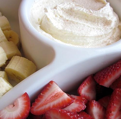Easy & Delicious Fruit Dip