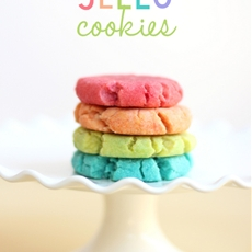 Jello cookies & playdough!