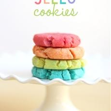 Jello cookies & playdough!
