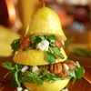 Vertical Pear Salad