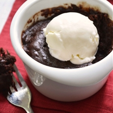 Two-Minute Mug Brownie
