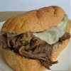Crock-pot French Dip Sandwich
