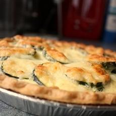 Weight Watchers Savory Zucchini Pie