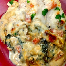 Baked Italian Chicken