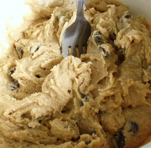 Eggless Cookie Dough for Preggies!