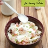 Yogurt Lime Dressing for Savory Salads