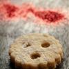 Linzer augen cookies - sweet short crust cookies