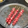 Vegetarian tikka with soya and the indian tandoor