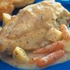 Creamy Country Chicken with Vegetables