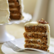 Hopper Carrot Cake