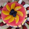 Fresh Fruit Cake: An Attractively Healthy Dessert