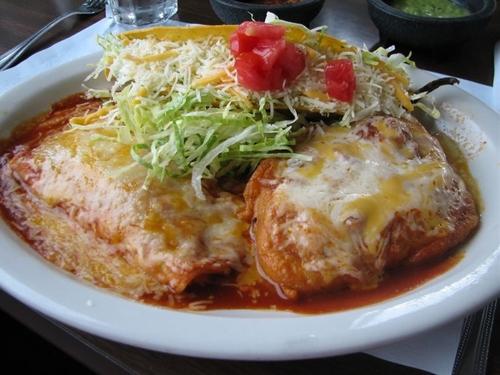 Slow Cooking Enchiladas