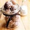 Coconut quinoa balls