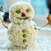 Raw Christmas Dessert Recipe: Meet The Raw Snowman