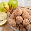 Apple Spice Baked Doughnut Holes