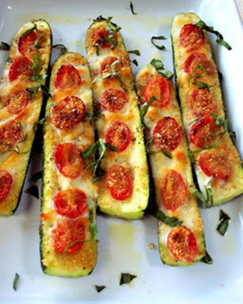 Simple & Easy Zucchini Side Dish