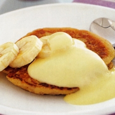 Banana And Almond Fritters Recipe