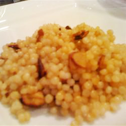 Almond Lemon Couscous Recipe