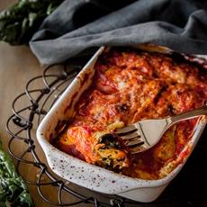 Zucchini Cannelloni recipe