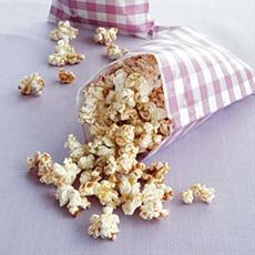 Cinnamon-Sugar Popcorn