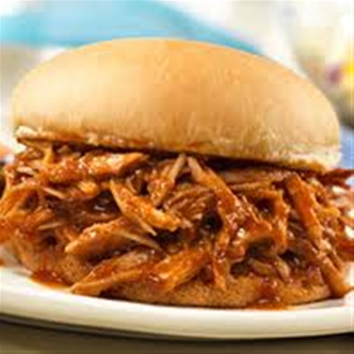 Crock Pot Pulled Pork Sandwiches recipe | Chefthisup