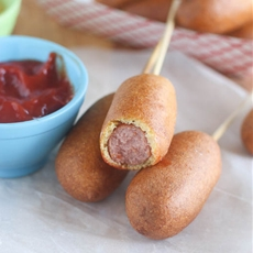 Homemade Corn Dogs