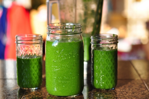 Harvest Green Smoothie