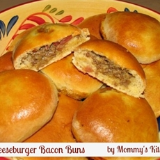 Cheeseburger Bacon Buns