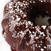 Chocolate Peppermint Bundt Cake